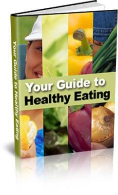 Product picture Your Guide To Healthy Eating